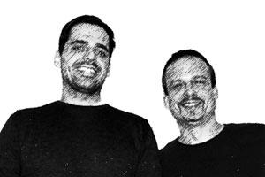 Siegfried Hülsner und Niko Maderbacher